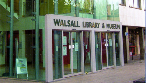 Image result for walsall libraries